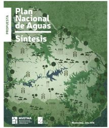 Plan Nacional de Aguas - MVOTMA