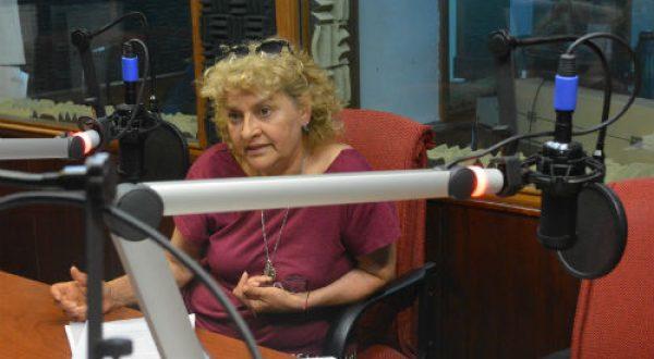 Integrante del Panel Ciudadano de Deci Agua en la Radio